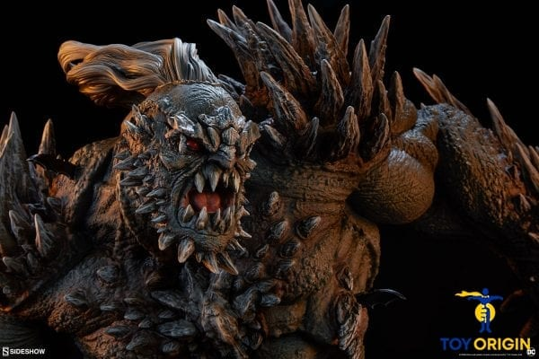 Doomsday Dc Comics Maquette Toy Origin