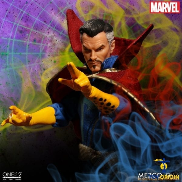 MARVEL DOCTOR STRANGE 1//12 Action Figure MEZCO TOYS the ONE 12 COLLECTIVE