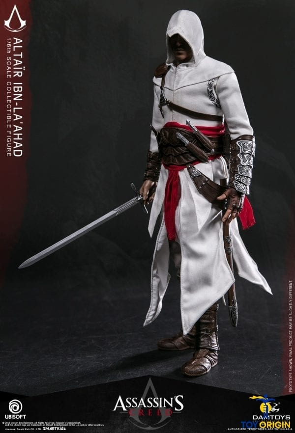 Altair The Mentor Assassin S Creed 1 6 Scale Figure Dms005