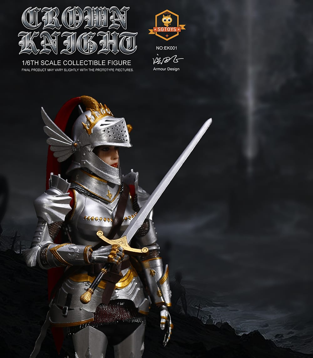 "Mysterious sword 1:6th Scale  Cold weapon sword model For 12/"" Male /& Female Body"