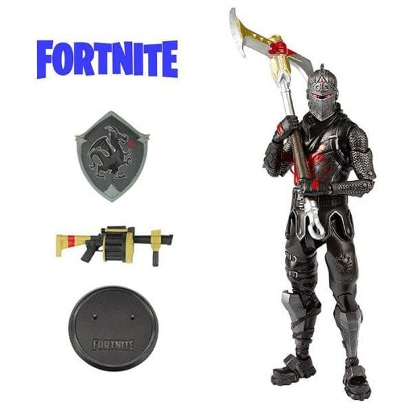 "Fortnite Black Knight 7/"" Scale Action Figure McFarlane Toys Collectable"