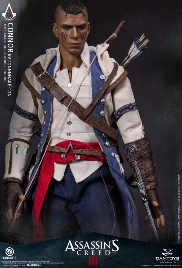 assassins creed 3 characters