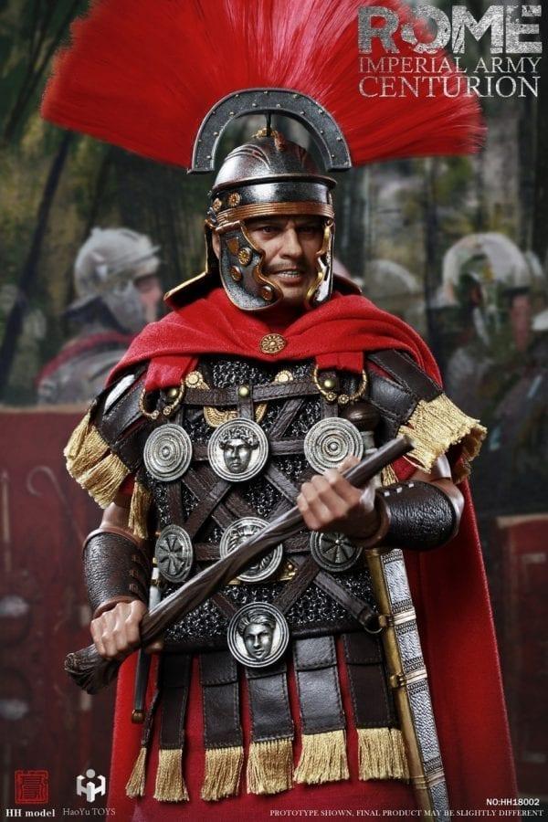Club HY Toys Action Figures 1//6 Scale Rome Imperial Centurion
