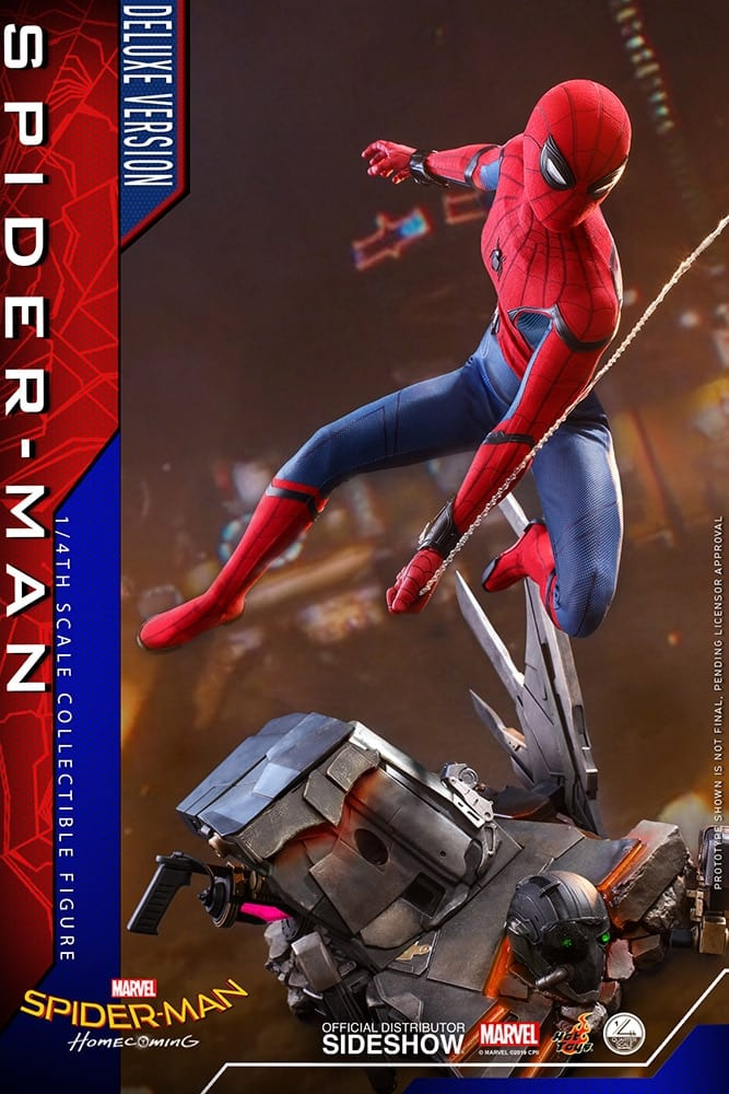 Spider-Man - Deluxe Version (Spider-Man: Homecoming
