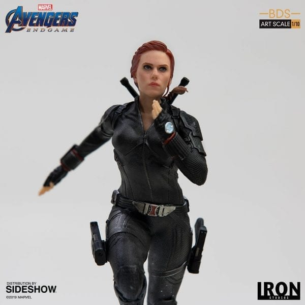 Black Widow 1//6 Scale Limited Edition Statue The Avengers