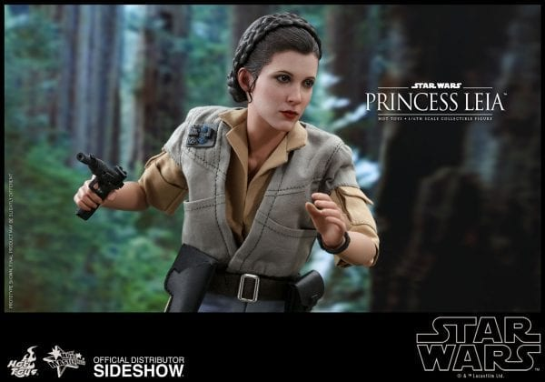 Princess Leia Endor Outfit Star Wars Return Of The Jedi Sixth