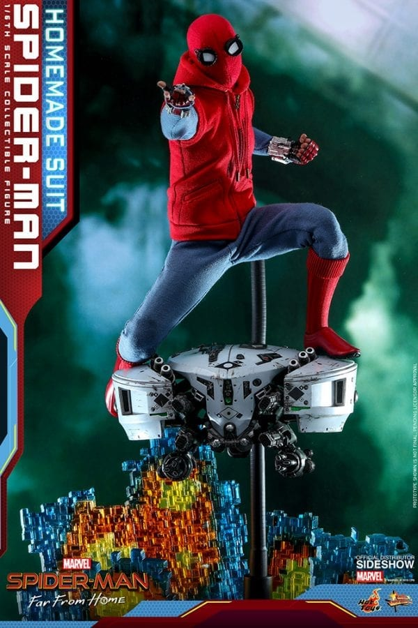 Dynamic Stand For 1//6 Scale Action Base Figure Hot Toys Sideshow Display