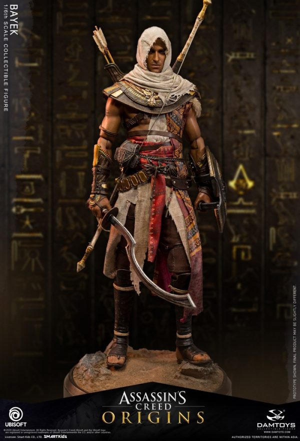 Bayek Assassin S Creed Origins 1 6 Scale Figure Dms013 Toy