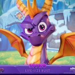 first-4-figures-spyro-life-size-bust-activision-spyro-the-dragon-collectibles-img02